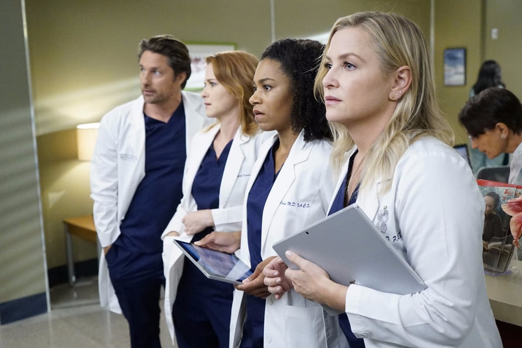 Most Shocking Grey's Anatomy Moments
