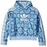 Adidas Originals Girls' Big Crop Hoodie