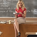 Elizabeth Halsey, Bad Teacher