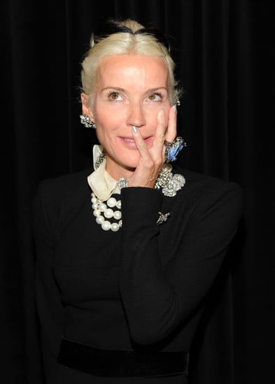 Racy! Daphne Guinness To Get Dressed For the 2011 Costume Institute Gala in Barney New York Store Windows