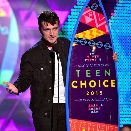 Teen Choice Awards Winner List 2015