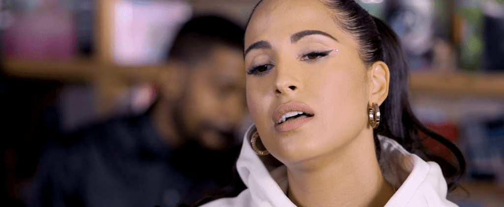 Watch Snoh Aalegra's NPR Tiny Desk Concert Video