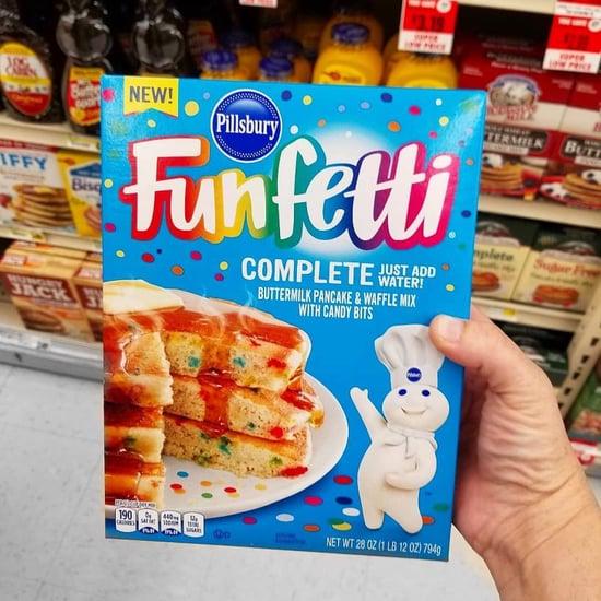 Pillsbury Funfetti Pancake Mix