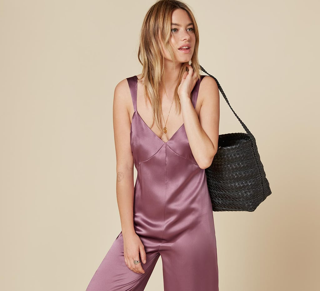 Silk Jumpsuits For Summer