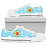 Toy Story-Inspired Toy Room Low Top