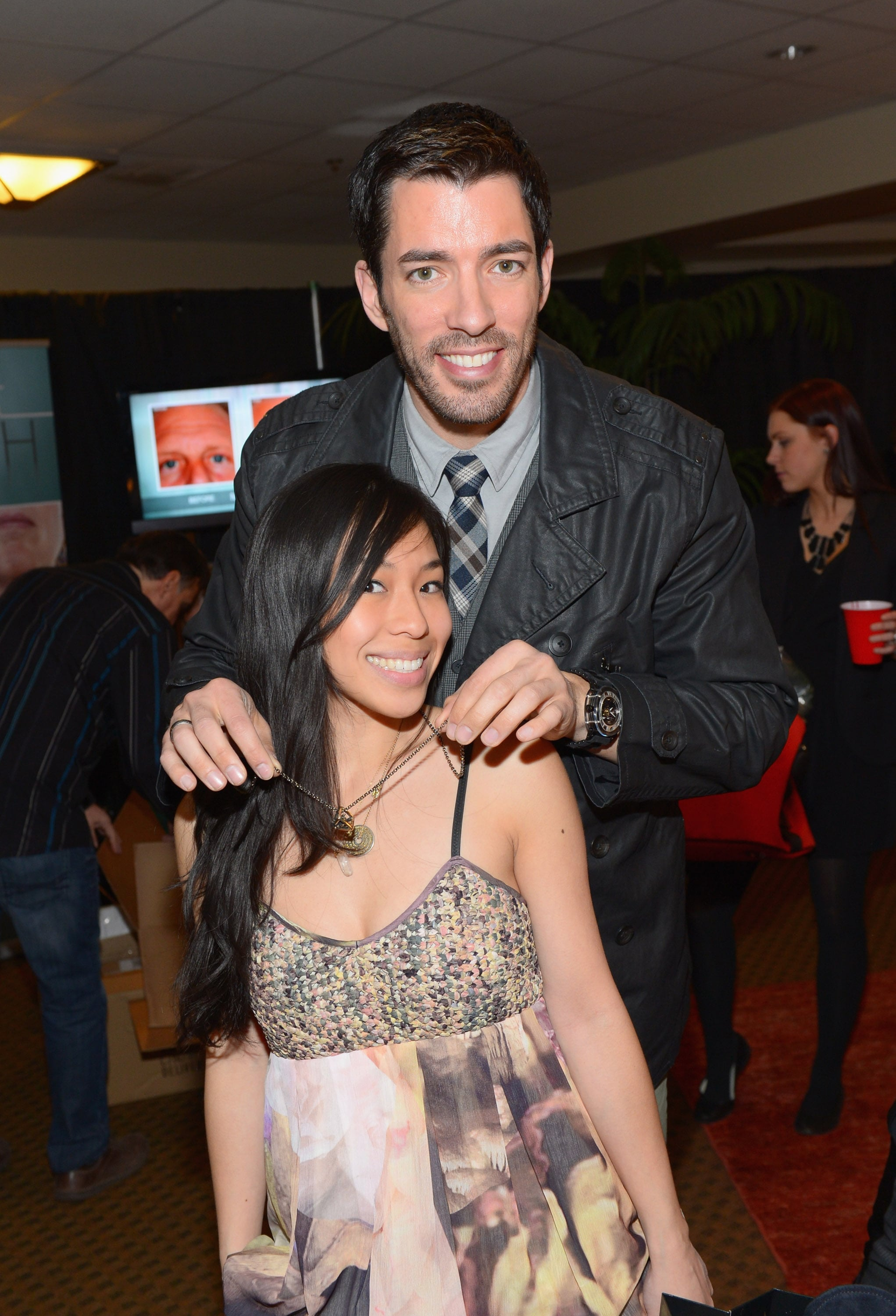property brothers dating show They've now been dating  jonathan scott and drew scott of the show 'the property brothers' with  jonathan scott and drew scott visit aol.