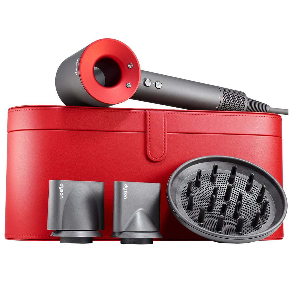 Dyson Supersonic Hair Dryer Gift Edition With Red Case
