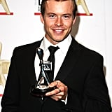 Todd Lasance, Winner of Most Popular Actor (Home and Away)