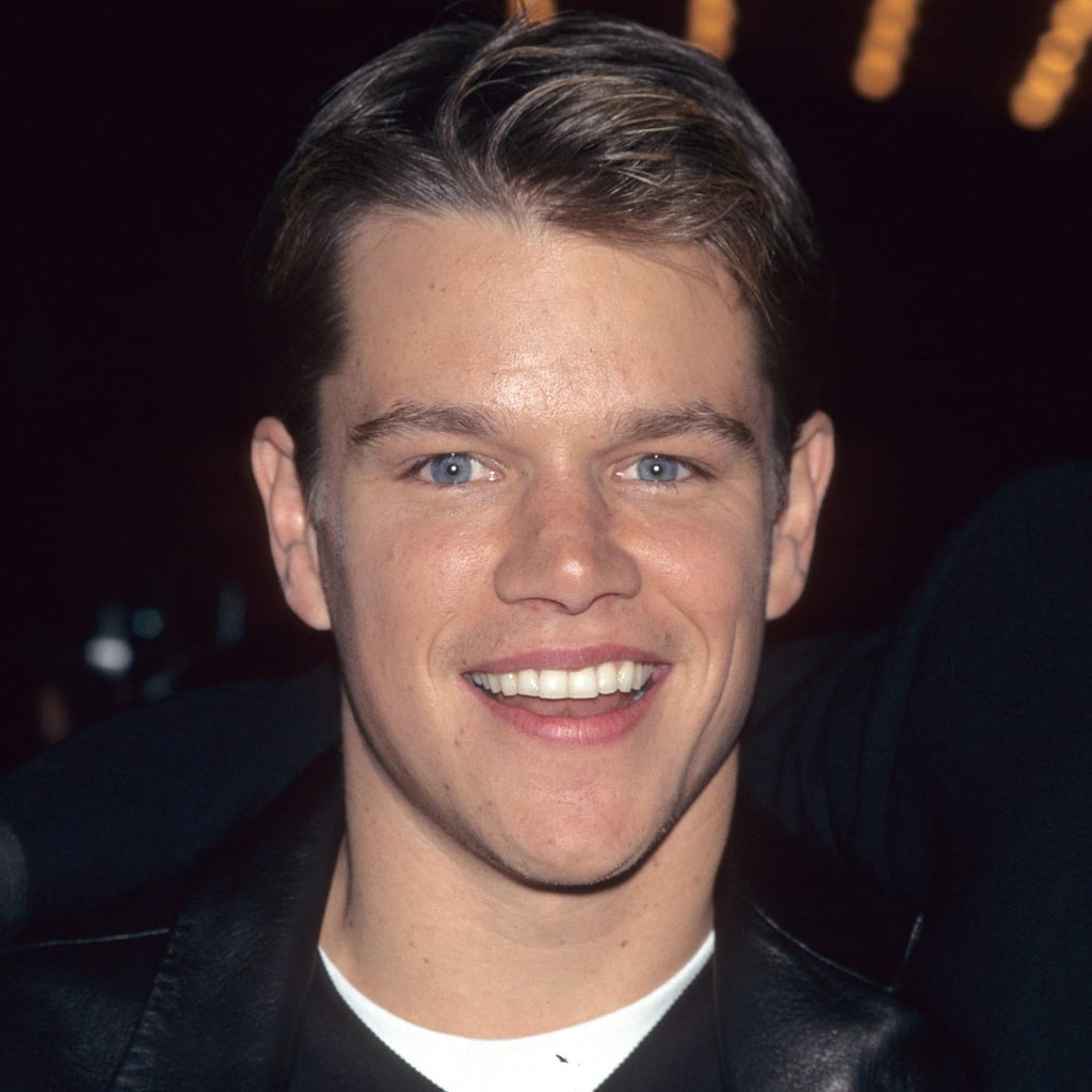 Matt Damon Actors