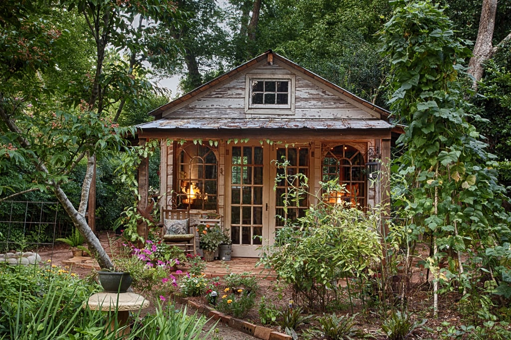 They Add A Lot To Your Backyard Benefits Of She Sheds