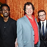 Chris Rock, Jeffrey Ross, and Kevin Connolly were among the guests at HBO's Emmy afterparty.