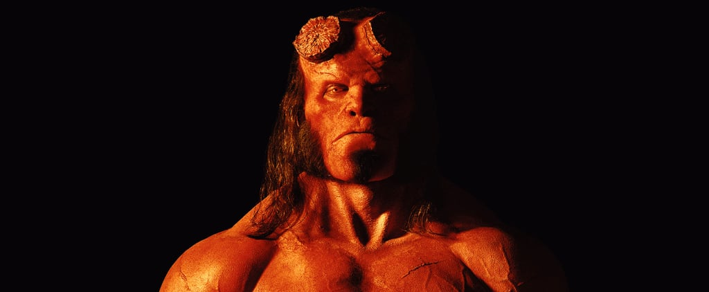 Holy Hell: See the First Photo of Stranger Things Star David Harbour as Hellboy