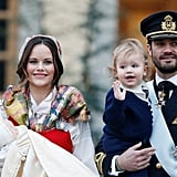 Princess Sofia of Sweden: Sagittarius