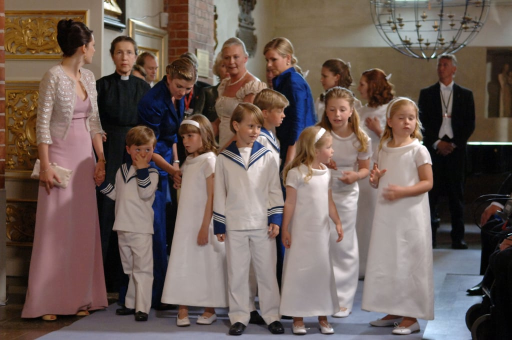 Wedding of Swedish Crown Princess Victoria and Daniel Westling