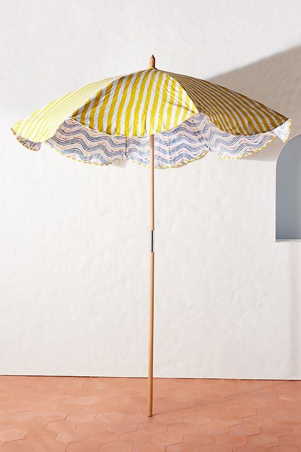 Emily Isabella Beach Umbrella