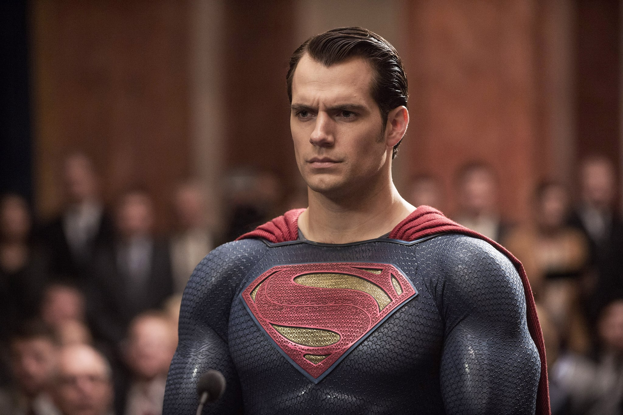 BATMAN V SUPERMAN: DAWN OF JUSTICE, Henry Cavill as Superman, 2016. ph: Clay Enos / Warner Bros. / courtesy Everett Collection