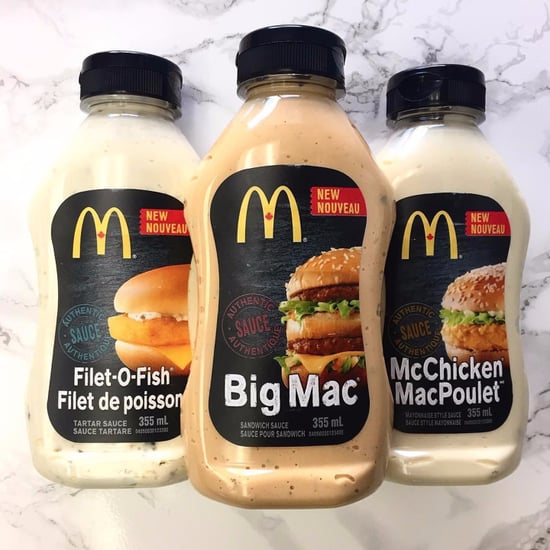 McDonald's Canada Releases Bottled Sauces