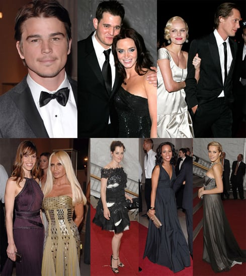 Even More Stars at The Costume Institute Gala!!