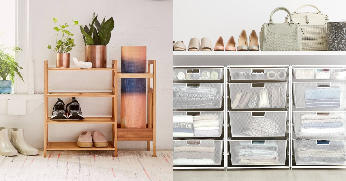 Make Your Small Apartment Feel Triple the Size With These 40 Smart Organizers