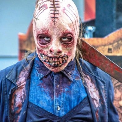 Is Universal's Halloween Horror Nights Scary? | POPSUGAR Smart Living