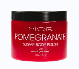 Pomegranate Body Scrubs