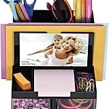 Officemateoic Versa Plus Deluxe Photo Desk Organiser