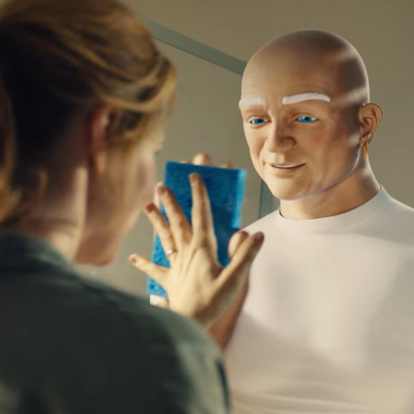 mr clean super bowl commercial memes popsugar love sex