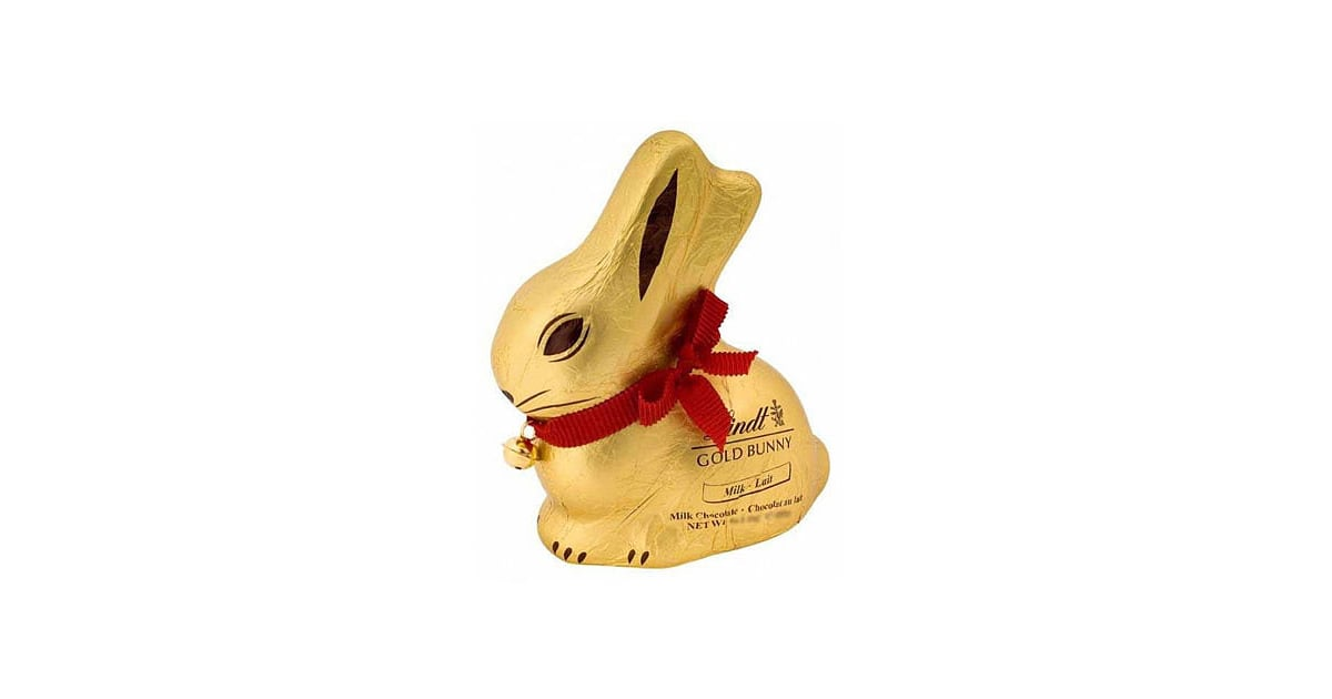 Lindt Gold Bunny White Chocolate Calories