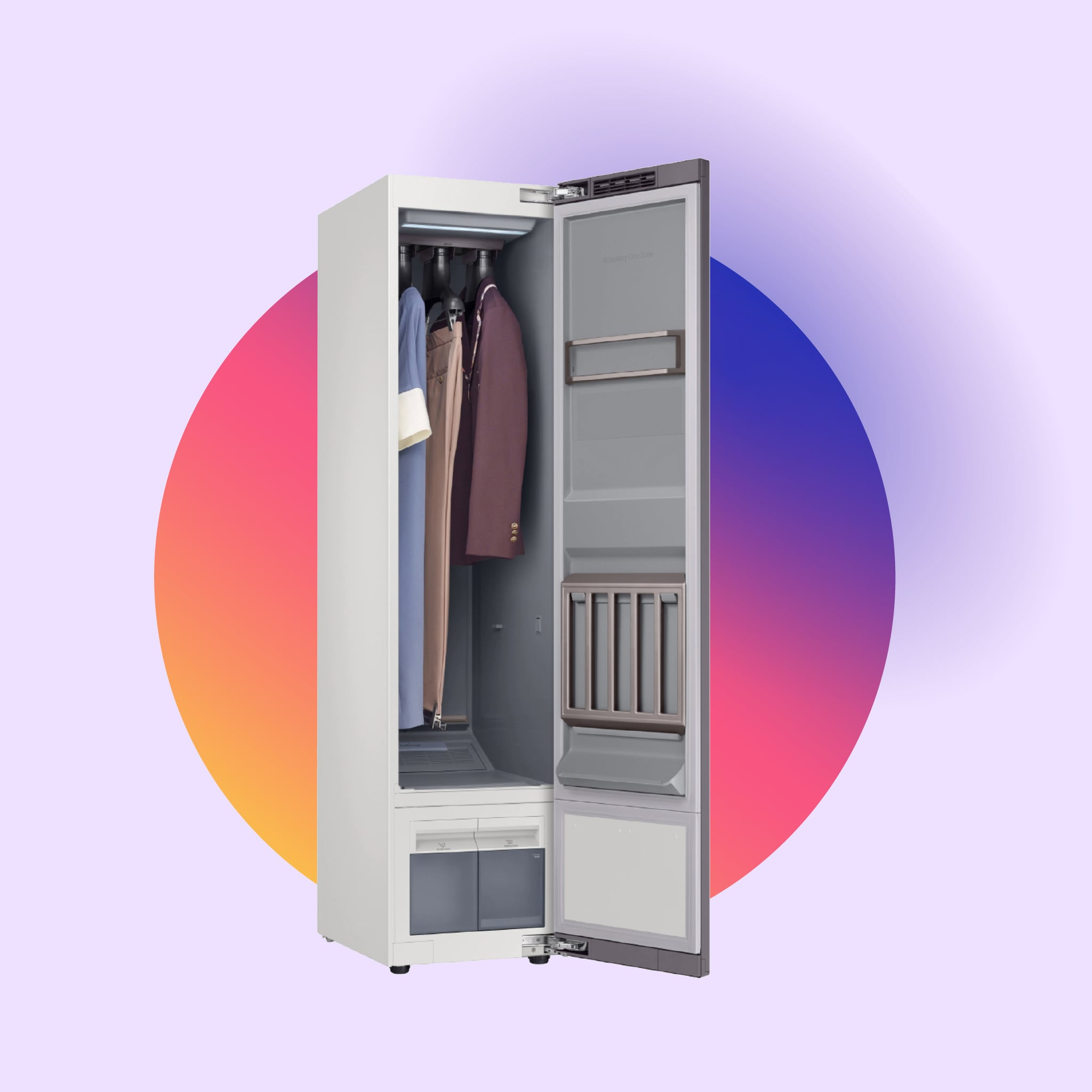 A Smart Clothing Care System