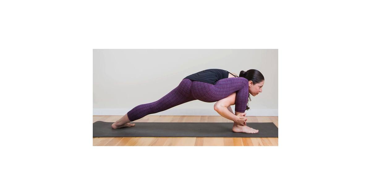 Beginner Yoga Sequence For Strength   POPSUGAR Fitness