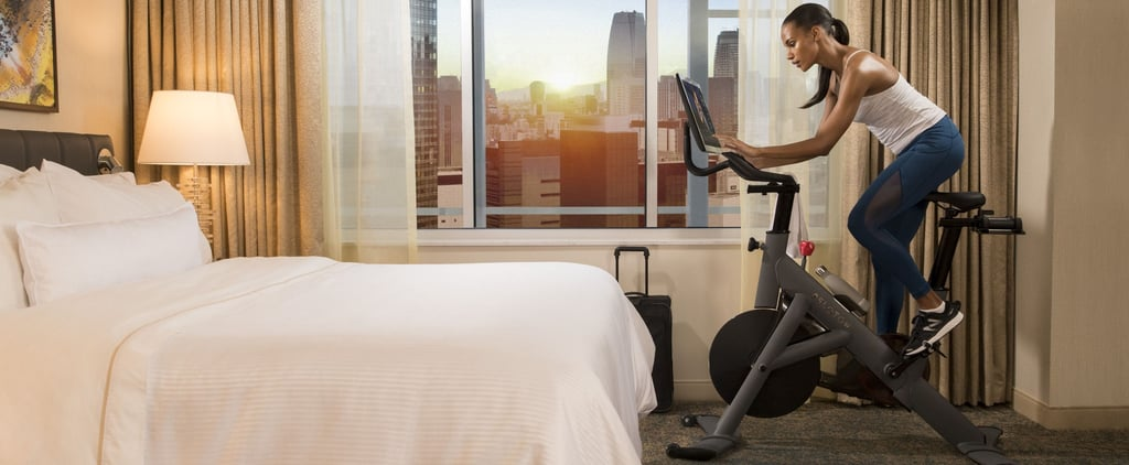 Hotels With In-Room Fitness Amenities