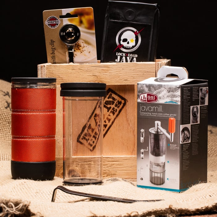 For Him: Coffee Man Crate