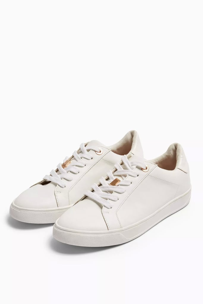 Topshop Cabo Lace Up Trainers