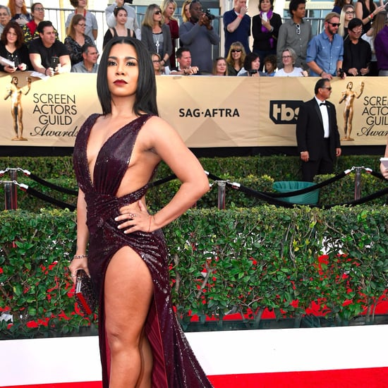 Jessica Pimentel at the 2017 SAG Awards