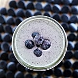Blueberry Banana Cinnamon ACV Smoothie