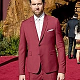Pictured: Billy Eichner at The Lion King premiere in Hollywood.