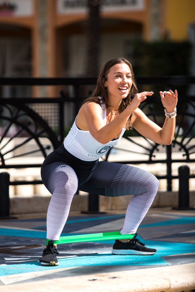Tone and Strengthen Your Lower Body With This 5-Move Workout by Nicole Mejia
