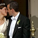 Princess Martha and Ari Behn   The Bride: Princess Martha Louise of Norway, daughter of King Harald V and Queen Sonja. The Groom: Ari Behn, an author of novels and short stories. When: May 24, 2002. Where: Nidaros Cathedral in Trondheim, Norway, although they currently live in London.