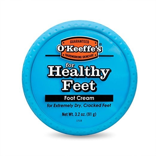 O'Keeffe's $8 Foot Cream Is Going Viral on Amazon