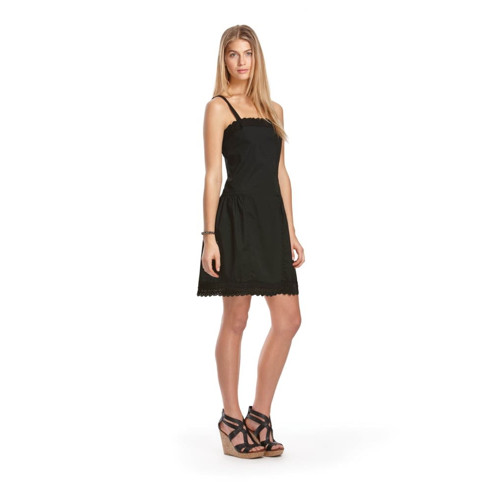 Libertine For Target Woven Dress With Lace Trim ($30)
