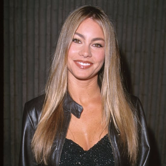 Sofia Vergara's First Red Carpet Ever Pictures