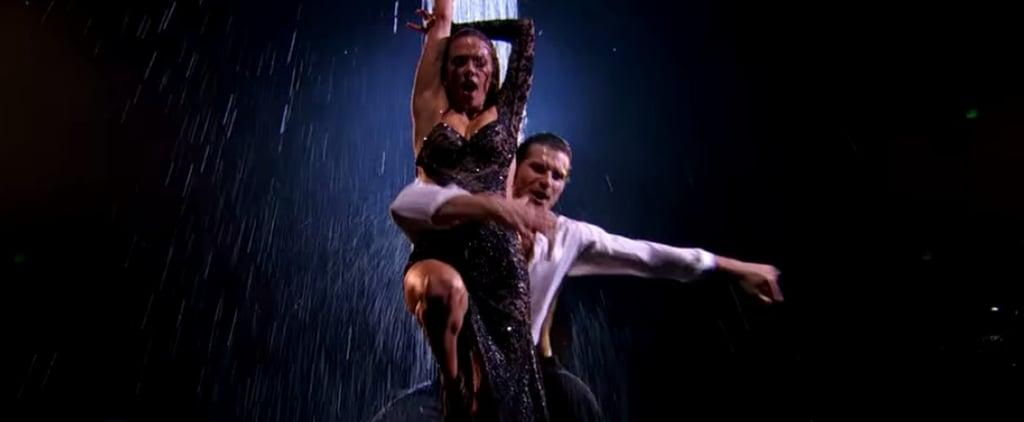 DWTS: Jana Kramer Does Her Sexiest Selena Gomez, Earns a Perfect Score