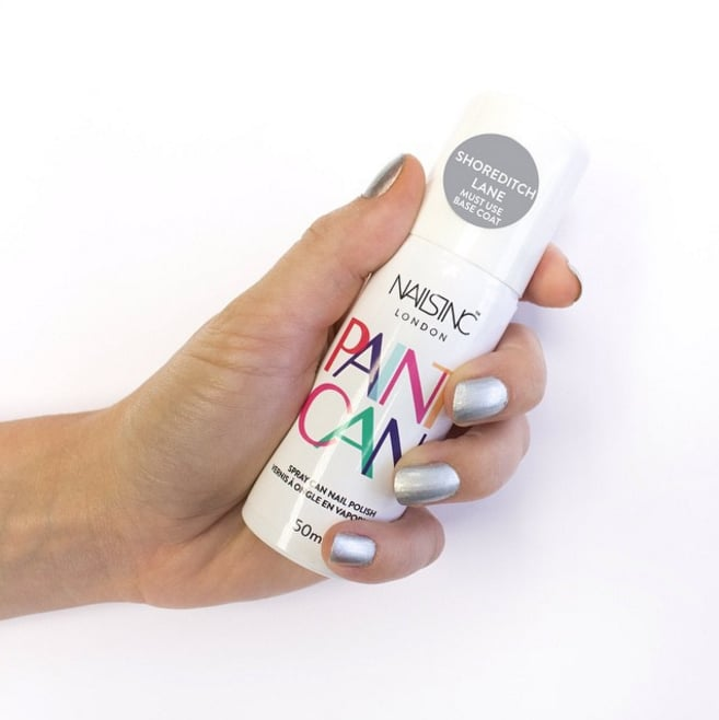 Would You Try Spray-On Nail Polish?