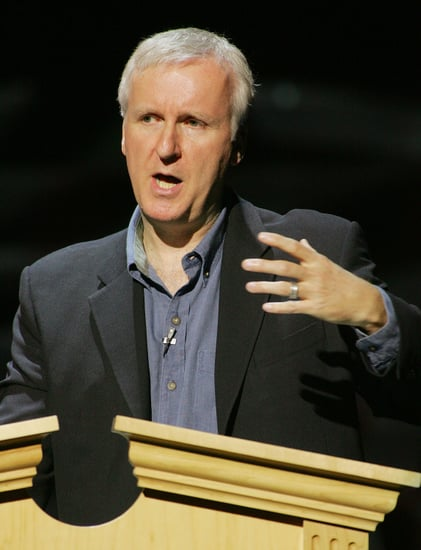 James Cameron Breaking Ground for His Next Big Movie