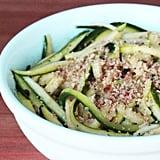 Garlicky Zucchini Pasta