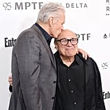 Michael Douglas and Danny DeVito