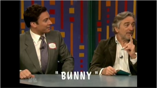 Bradley Cooper and Robert DeNiro Play Password on Late Night With Jimmy Fallon