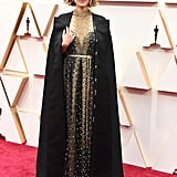 Natalie Portman at the 2020 Academy Awards