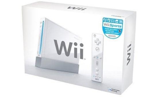 Nintendo Wii Sales
