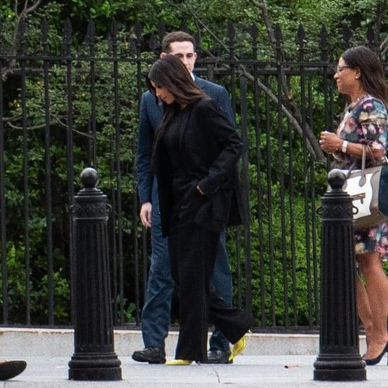 Kim Kardashian at the White House Pictures May 2018